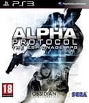 Alpha Protocol PS3 б/у