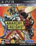 Anarchy Reigns PS3 б/у