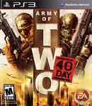 Army of Two: The 40th Day PS3 б/у