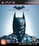 Batman: Летопись Аркхема PS3 б/у