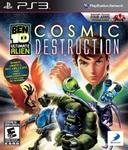 Ben 10 Ultimate Alien: Cosmic Destruction PS3 б/у