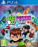 Ben 10 мощное приключение PS4
