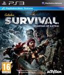Cabela's Survival: Shadows of Katmai с поддержкой PlayStation Move б/у