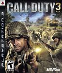 Call of Duty 3 PS3 б/у