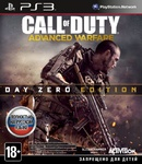 Call of Duty: Advanced Warfare PS3 б/у