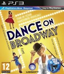 Dance on Broadway для PS Move Рус. Док. (PS3) б/у