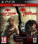 Dead Island Полное издание (Dead Island, Dead Island Riptide) Double Pack (PS3) б/у