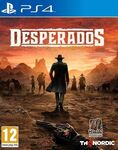 Desperados 3 (III) PS4