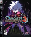 Disgaea 3: Absence of Justice (PS3)