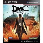 DmC Devil May Cry Русская Версия (PS3) PS3 б/у