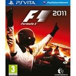 Formula One F1 2011 psvita