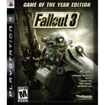 Fallout 3 Издание Игра Года (Game of the Year Edition) (PS3)