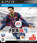 FIFA 14 Русская Версия (PS3) б/у