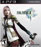 Final Fantasy 13 (XIII) (PS3) б/у
