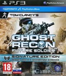 Tom Clancy's Ghost Recon: Future Soldier PS3 б/у