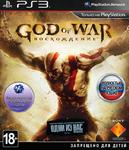 God of War: Ascension (Бог войны: Восхождение) PS3 б/у