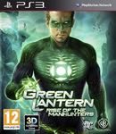 Green Lantern: Rise of the Manhunters (Зелёный Фонарь) PS3 б/у