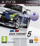 Gran Turismo 5: Academy Edition с поддержкой 3D Русская Версия (PS3)