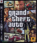 GTA: Grand Theft Auto 4 (IV) ps3 б/у