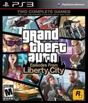 GTA: Grand Theft Auto 4 (IV) The Complete Edition (PS3)