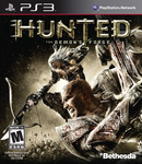Hunted: The Demon's Forge PS3 б/у