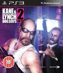 Kane & Lynch 2 PS3 б/у