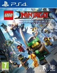 The LEGO Ninjago Movie Video Game PS4 б\у
