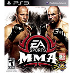 EA Sports MMA PS3 б/у