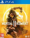 Mortal Kombat 11 (XI) PS4 русская версия