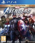 Мстители Marvel - Deluxe Edition PS4