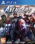 Мстители Marvel PS4