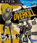 The House of the Dead: Overkill - Extended Cut с поддержкой PlayStation Move PS3 б\у