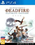 Pillars of Eternity 2: Deadfire - Ultimate Edition PS4