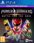 Power Rangers: Battle for the Grid Коллекционное издание (Collector's Edition) PS4