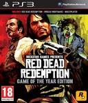 Red Dead Redemption: Game of the Year Edition (Greatest Hits) (PS3) б/у