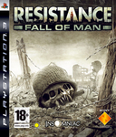 Resistance: Fall of Man Platinum (PS3) б/у