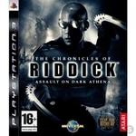 The Chronicles of Riddick: Assault on Dark Athena (Хроники Риддика) PS3 б\у