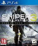 Снайпер Воин-Призрак 3 (Sniper: Ghost Warrior 3) PS4
