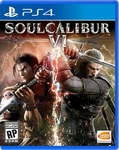 SoulCalibur 6 (VI) PS4 б\у