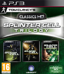 Tom Clancy's Splinter Cell Trilogy (Трилогия) Classics HD PS3 б\у