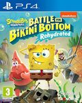 SpongeBob SquarePants: Battle For Bikini Bottom - Rehydrated (Губка Боб Квадратные Штаны: Битва за Бикини Боттом - Регидратация) PS4
