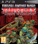 Teenage Mutant Ninja Turtles: Mutants in Manhattan (PS3) Черепашки ниндзя