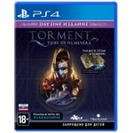 Torment: Tides of Numenera. Day One Edition Русская Версия PS4