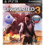 Uncharted 3: Иллюзии Дрейка PS3 б/у