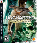 Uncharted: Drakes Fortune PS3 б/у