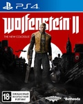 Wolfenstein 2 (II): The New Colossus PS4
